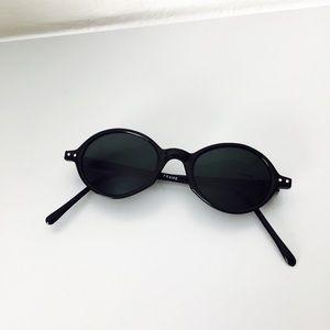 Deadstock stock 90s round sunglasses